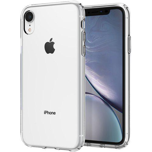 finest selection 30633 99872 Transparent Flexible Soft Protective Phone Case Cover TPU for iPhone XR