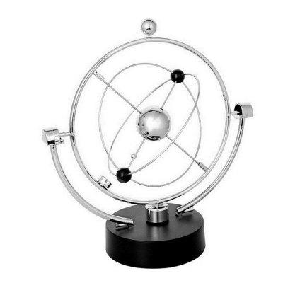 Milky Way Celestial Bodies Kinetic Motion Orbital Desk Toy Science Art Decoratio