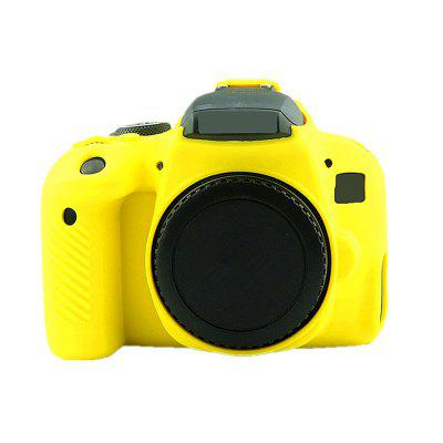 Silicone  Skin Case DSLR Camera Body Cover Protector Video Bag for Canon 1300D