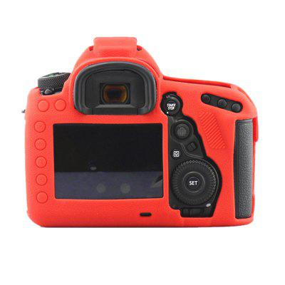 Camera Video Bag Silicone Case Rubber Protective Body Cover for Canon 1500D
