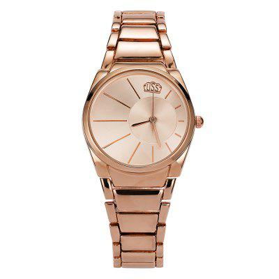 Fashionable High-end Female Watches IGP Gold PlateSurface Decoration Watches