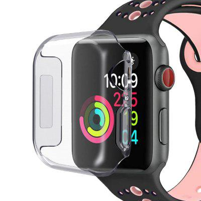 JOFLO TPU Soft Protector Case for iWatch Series 4 44mm