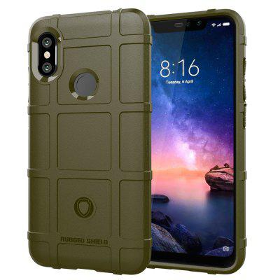 Silicone Soft Shockproof Shield Cover Case for Redmi Note 6 Pro