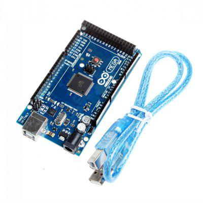 Mega 2560 R3 ATmega2560-16AU Board + kabel USB do Arduino