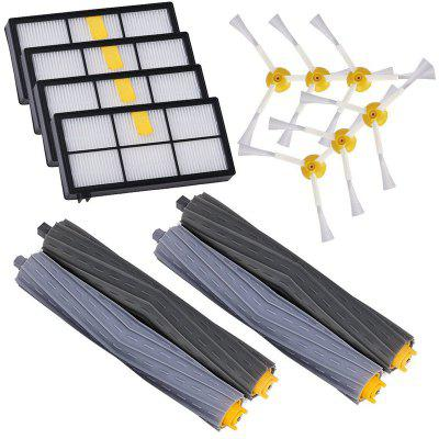 14PCS Accessories for iRobot Roomba 880 860 870 871 980 990 Spare Brushes Kit