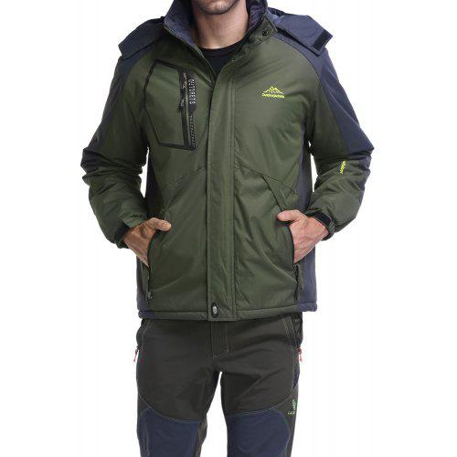 4df86fafc09 Outdoor Autumn and Winter Cold Cotton Clothing Men s Jacket -  65.00 Free  Shipping