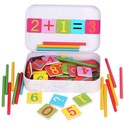 Calculate Game Learning Counting Kid