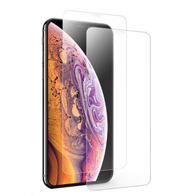 2PCS Screen Protector Tempered Glass Film for iPhone X / XS / XR / XS Max
