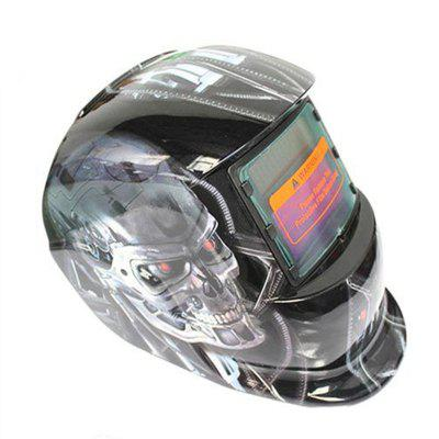 Solar Energy Variable Automatic Welding Mask Helmet Welder Cap with Adjustable