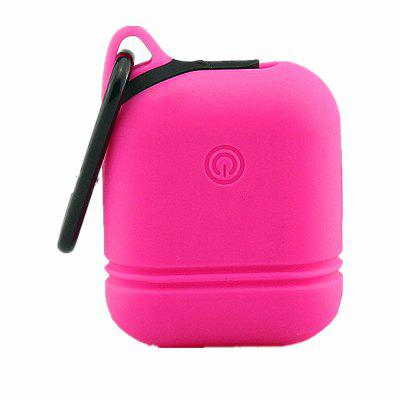 Protective Sleeve for Airpods Silicone Charging Case Cover Free
