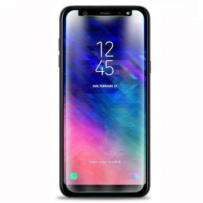 HD Screen Protector Tempered Glass for Samsung Galaxy A6 Plus 2018