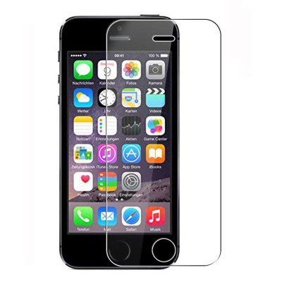 HD Screen Protector Full Cover Tempered Glass for iPhone 5 / 5S / SE