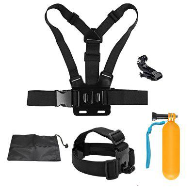 Action Camera Accessories Set for GoPro Hero 7 / 5 / 6 / 4 / Session / M20