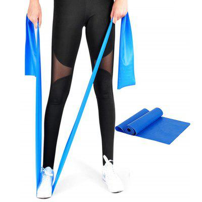 HANDISE Super Exercise Band Bandes de résistance sans latex, 7 pieds de long