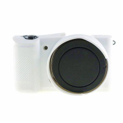 Soft Silicone Rubber Camera Protective Body Cover for Sony Alpha A5000 A5100