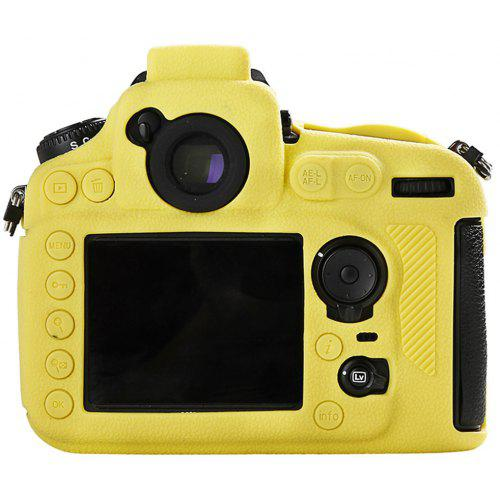 Carrying Rubber Silicon Case Body Cover Frame Skin for Nikon  D800 D810 Camera