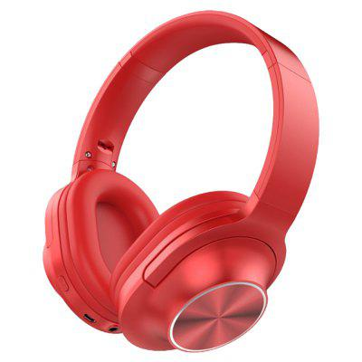 Wireless Bluetooth Headphone with Microphone and Volume Control