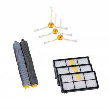 8PCS Accessories for iRobot Roomba 880 860 870 871 980 Spare Brushes Kit