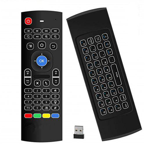 2.4G Wireless Remote Control Keyboard Air Mouse For Android TV Box PC /_7