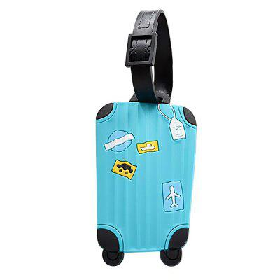 Luggage Tags ID  for Travel Identifier and Suitcase Label