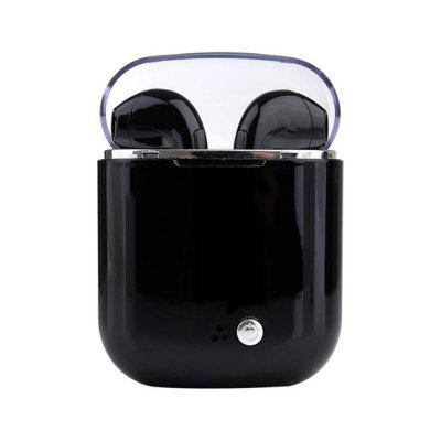 Gocomma i7s TWS Smart Wireless Bluetooth Earbuds with Charger Case