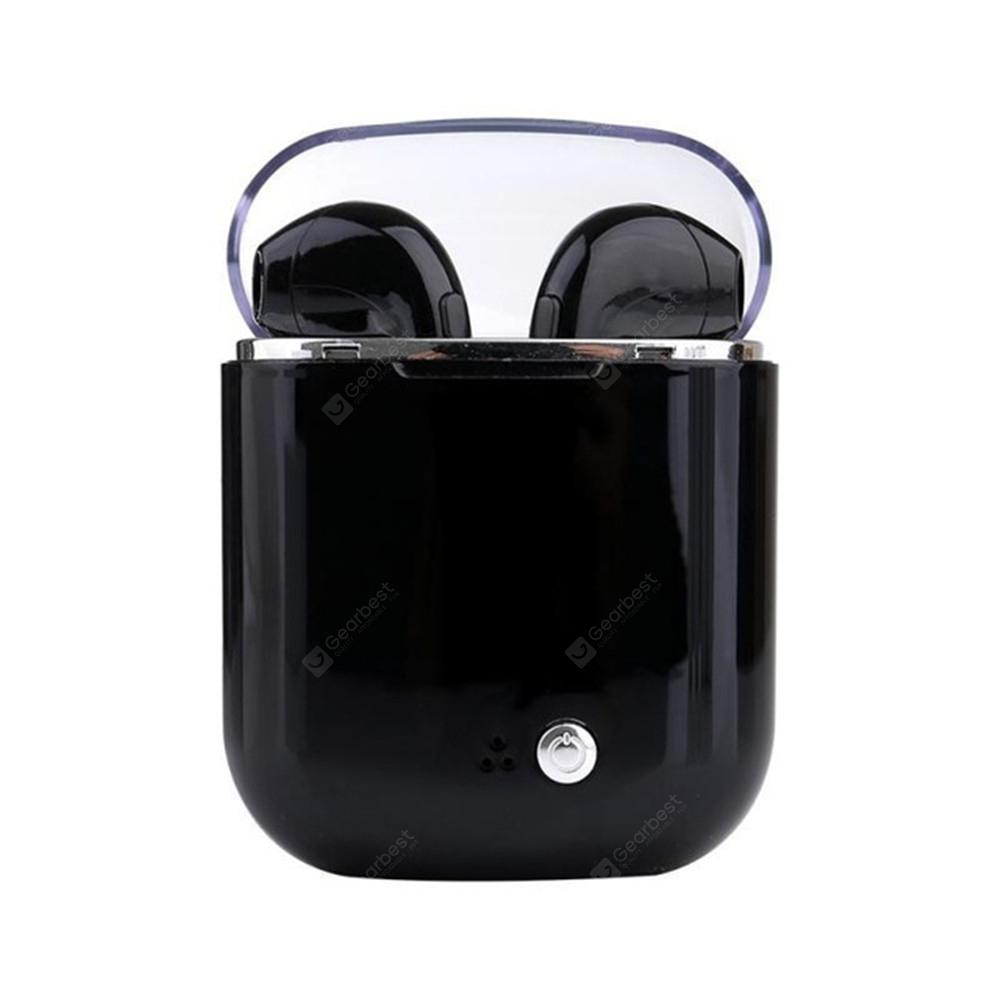 outlet store 7e2d5 88086 Gocomma i7s TWS Smart Wireless Bluetooth Earbuds with Charger Case