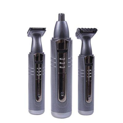 SURKER Epilator Charging Multifunction Electrical Eyebrow Nose Hair Trimmer
