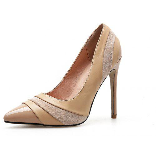 d37a90ed534 Women's Pointed Toe Stiletto High Heels London Party Pumps