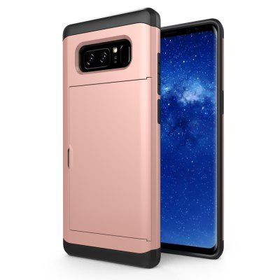 Plug-In Cell Phone Case for Samsung Note8