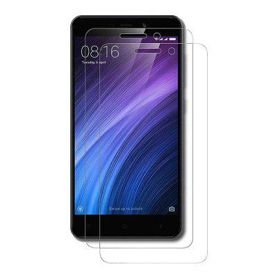 2PCS HD Screen Protector Ultra-Thin Tempered Glass for Xiaomi Redmi 4A