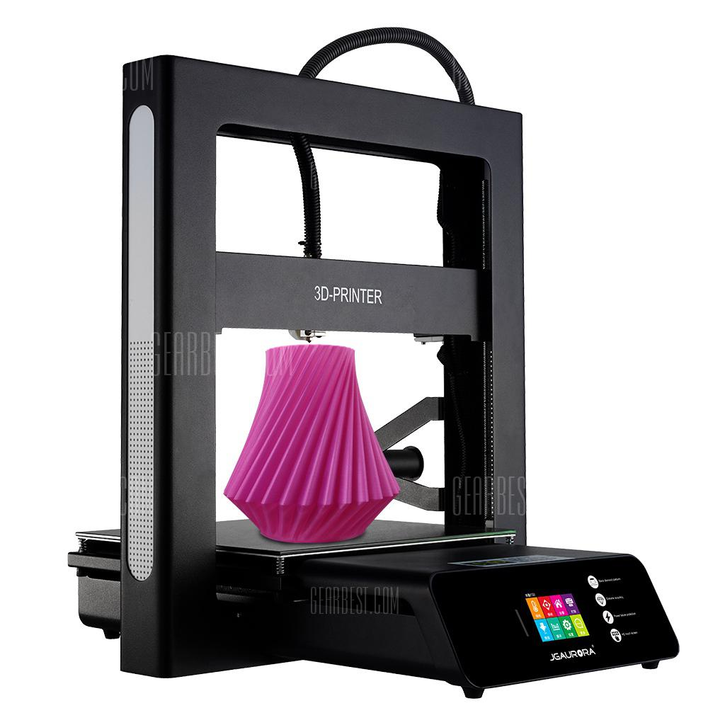 JGAURORA A5S Na-update 3D Printer na may Malaking Pagpi-print na Lugar