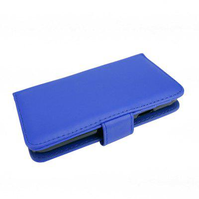 Pu Stand Leather Case for Samsung S4
