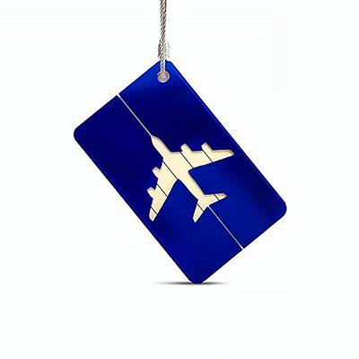 Travel Luggage Tags Bag ID Labels For Baggage Suitcases