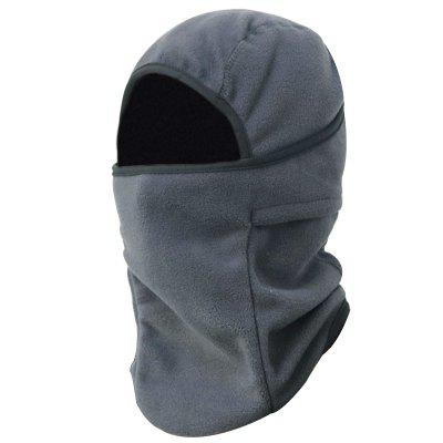 Outdoor Riding Skiing Warm and Windproof Face Plus Velour Fleece Cap