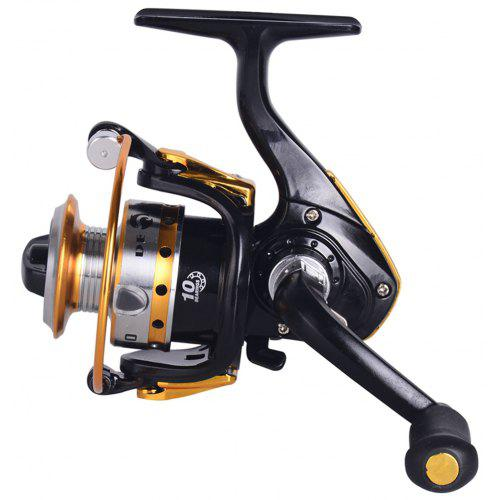 Ultralight Mini Fishing Reel Hand Spinning Portable Ice Bearings Fishing Wheel
