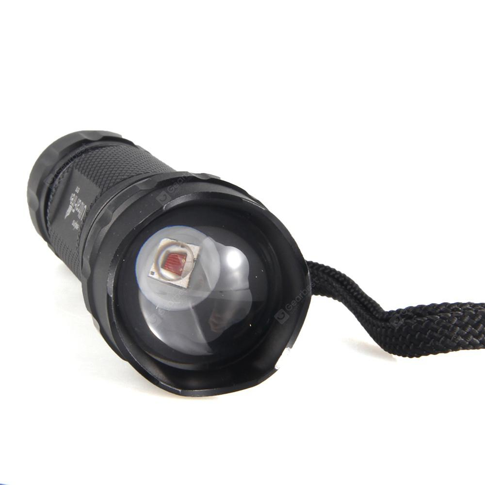 UltraFire mini A100 T6 800LM LED 18650 5-speed outdoor