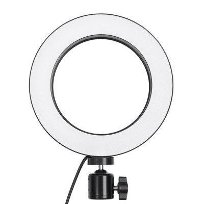 Mobile Phone Fill Lamp Camera LED Cold and Warm Dimming Ring Light