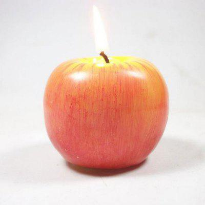 Fruit Candles Creative New Strange Christmas Gifts