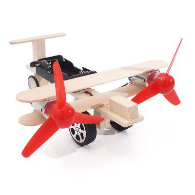 DIY Electric Glider Aircraft Children Science Education Toy