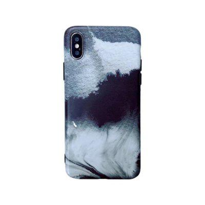 Soft Cover in stile nordico per iPhone X / XS MAX