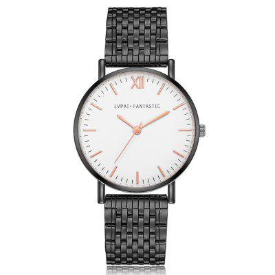 Ms Roman Calibration Time Quartz Watch