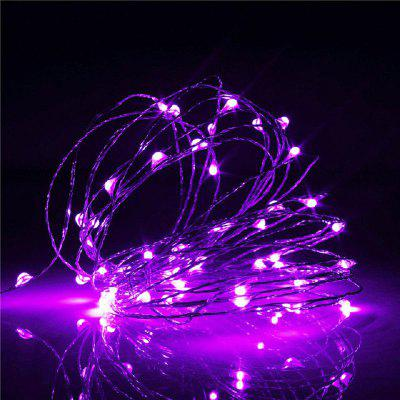 10M USB Strip Light Fairy Lights Slingers Kerstvakantie Wedding Party