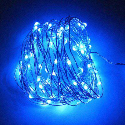 10M DC 12V LED Strip Light Fairy Lights Garlands Christmas Holiday Wedding Party