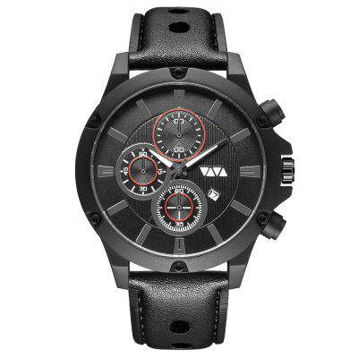 Fashion Casual Men's Sports Watch with Date Display