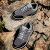 Non Slip Waterproof and Wear-Resistant Outdoor Casual Shoes - LIGHT SLATE GRAY