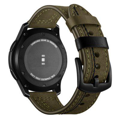 Genuine Leather Strap for Samsung Gear S3 Replacement Belt