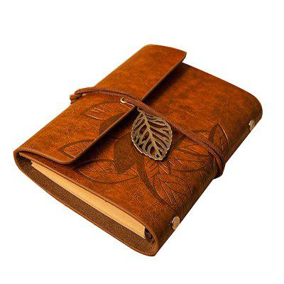 Creative Leaves Restoring Ancient Ways Notepad Loose-Leaf Notebooks Gifts