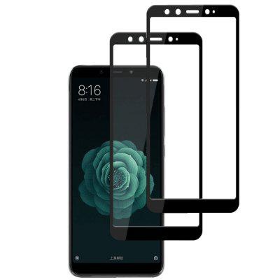 29H 0.26mm Full Cover Gehard glas screen protector voor Xiaomi Mi A2 / Mi 6X