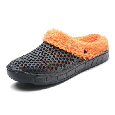 Bird'S Nest Shoes and  Hole Shoes Slippers Men'S and Women'S Shoes