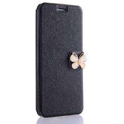 Funda Flip de color sólido para iPhone 7P / 8P